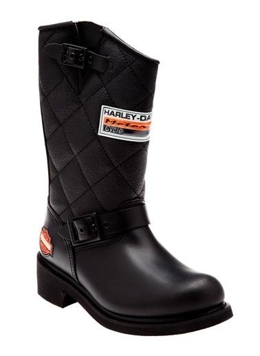 Harley Davidson Laconia 644 Çizme Siyah